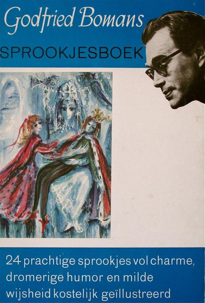 Godfried Bomans Sprookjesboek